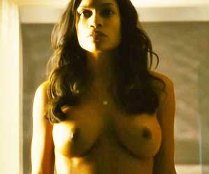 Rosario Dawson Nude